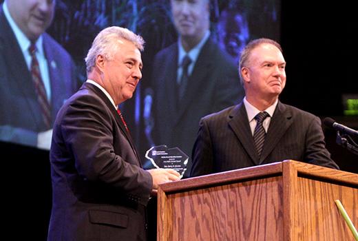 Sen. Larry Grooms - 2013 CLPAC Public Servant Award