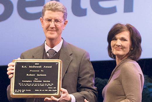 Robert Jackson - EA McDowell Award