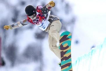 Olympics - Kelly Clark 1