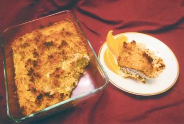 Sunday Dinner - Deviled Crab Casserole
