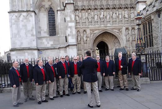 Singing Churchmen