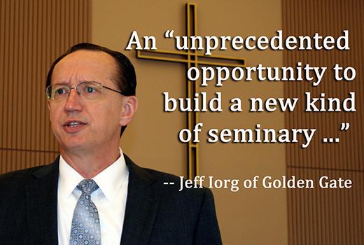Jeff Iorg - Golden Gate Seminary