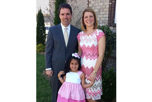 Shawn Hendricks family 1