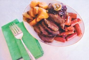 Sunday Dinner - Julie's Roast Beef