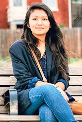 Helen from Nepal