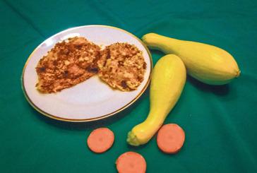Sunday Dinner - Squash Casserole