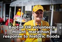 S.C. floods: Follow the progress of Baptist Disaster Relief volunteers