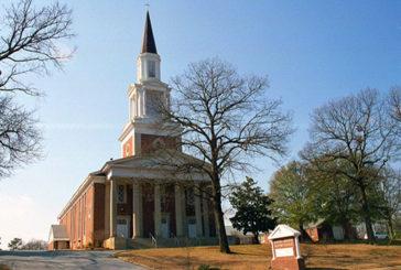 Augusta Heights Baptist Church, Greenville (file photo).