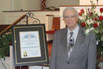 Longtime pastor Jack Hames receives Order of the Palmetto